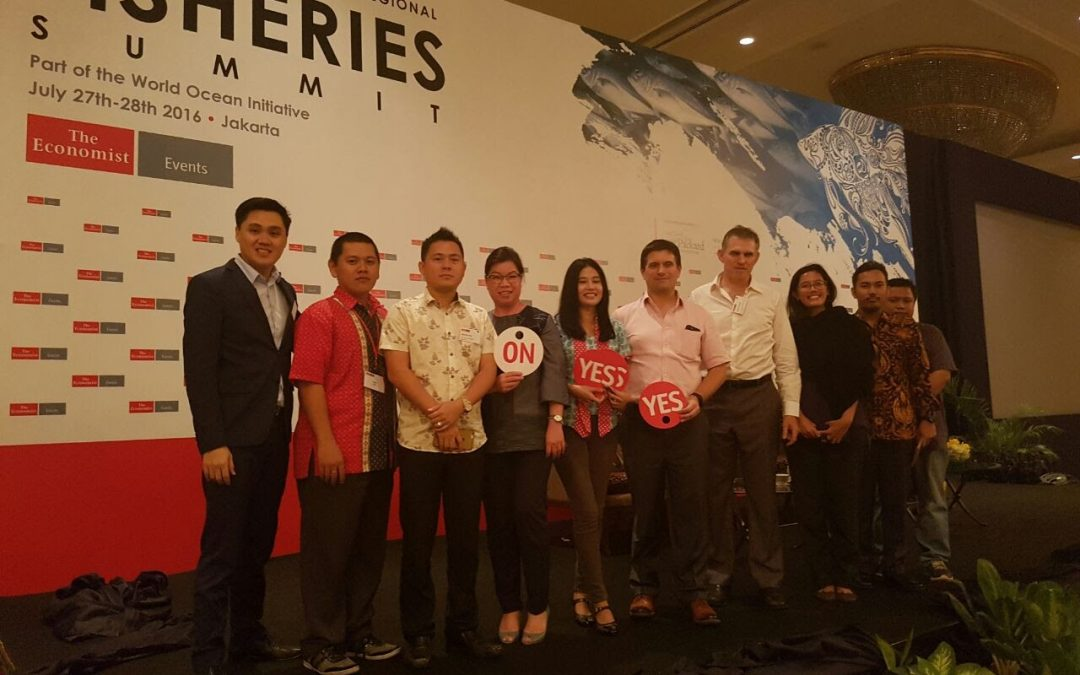 PT. Harta Samudra Shared Their Success at the Economist Event: South-East Asia and Pacific Regional Fisheries Summit