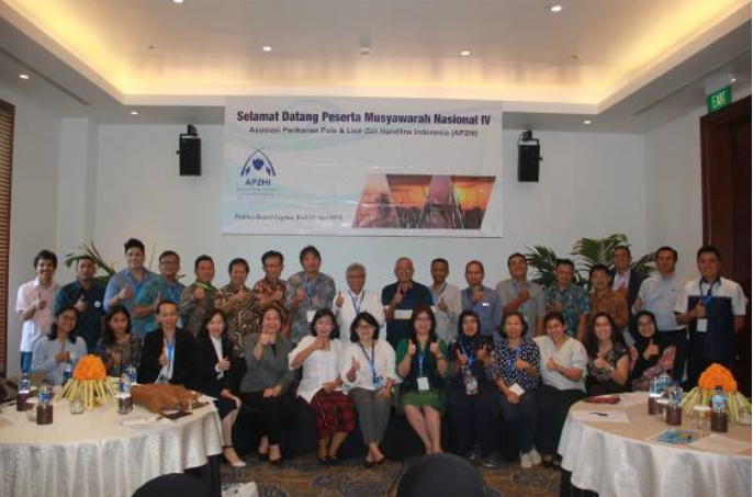 The 4th AP2HI National Meeting : Revising the Code of Conduct to strengthen Indonesia's growing one-by-one tuna fisheries association
