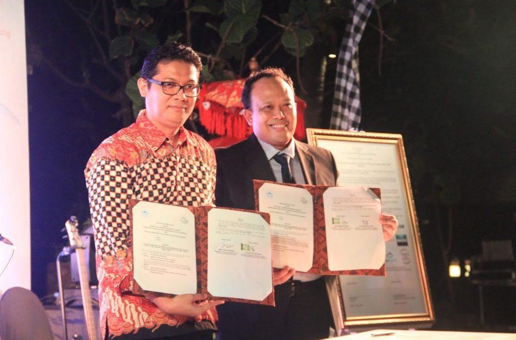 Bentuk sinergi antar pemerintah dan industri: KKP dan AP2HI Menandatangani Perjanjian Kerjasama