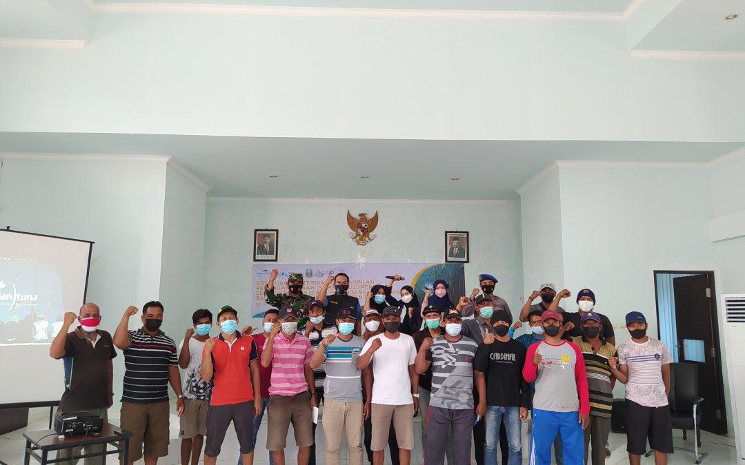 AP2HI Bersama UPT Pelabuhan Pondok Dadap Adakan Sosialisasi Penanganan Ikan yang Baik di UPT Pelabuhan Pondok Dadap, Sendang Biru