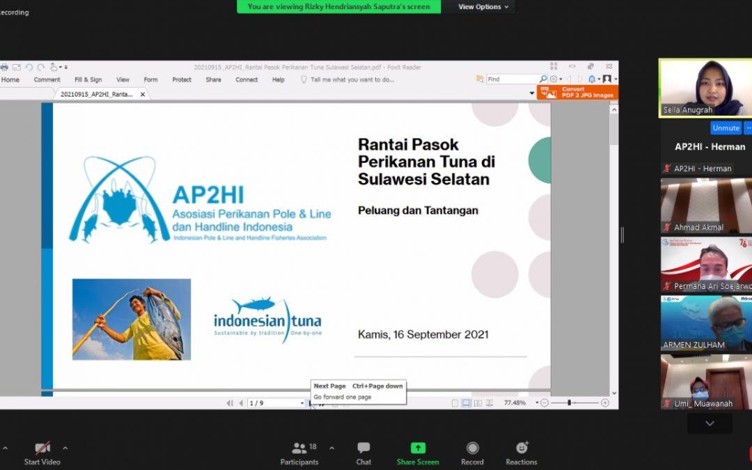 Peluang dan Tantangan Perikanan Tuna di Provinsi Maluku, Sulawesi Tenggara, dan Sulawesi Selatan