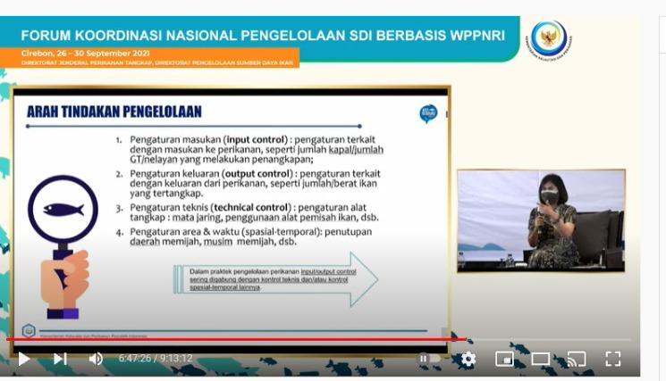 AP2HI Hadiri Forum Koordinasi Nasional Pengelolaan Sumber Daya Ikan